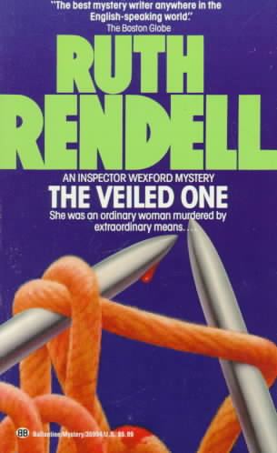 The Veiled One By Rendell, Ruth